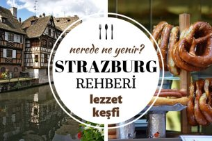 strazburg'da ne yenir
