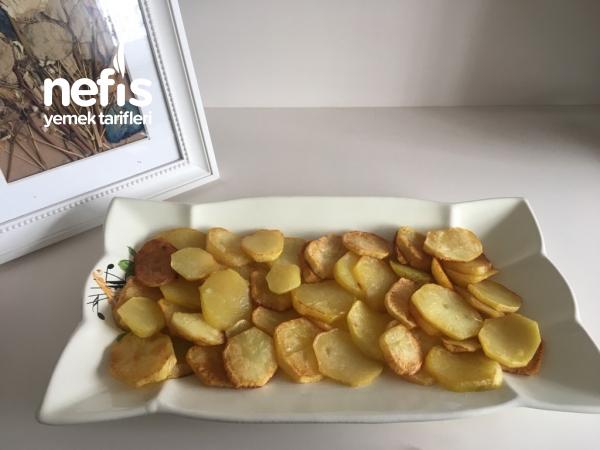 Teremyağlı Başemel Soslu Kıymalı Patates Oturtma