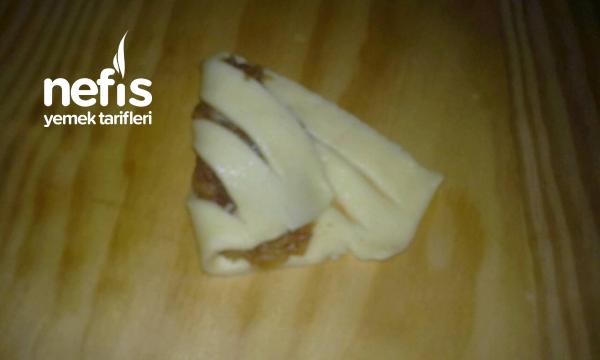 Düşük Proteinli Teremyağlı Elmalı Kurabiye