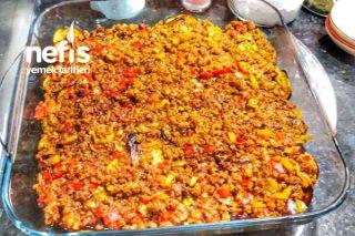 Fırında Patlıcan Musakka (Olay lezzet) Tarifi