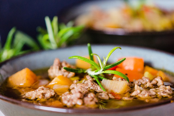 Icelandic Meat Soup