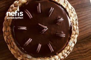 Teremyağlı Çikolatalı Cheesecake Tarifi