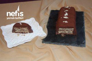 Teremyağlı Baton Bisküvi Pastası Tarifi