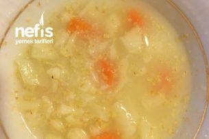Bebişlere Karnabahar Çorbası (8 ) Tarifi