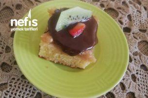 Çikolatalı Elmalı Pastacıklar Tarifi