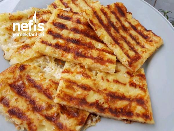 Kahvatiya Patates Tostu
