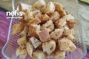 Kruton (Kıtır Ekmek) Tarifi
