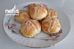 Margarinsiz Portakallı Fındıklı Pastane Kurabiyesi Tarifi