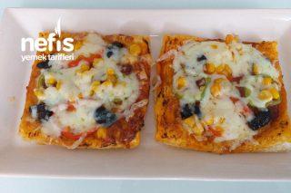 Milföy Pizzası Tarifi