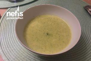 Nefis Brokoli Çorbası Tarifi