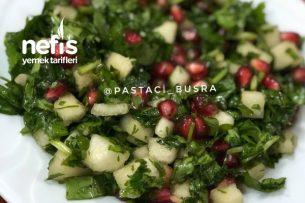 Sebzeli Armut Salatası Tarifi