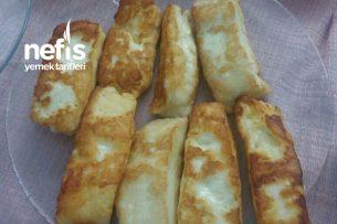 Teremyağlı Kızartılmış Kahvaltılık Helin Peynir Tarifi
