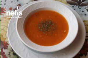 Kıymalı Tarhana Çorbası (Şifa Olsun) Tarifi