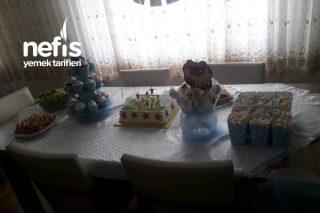 Oğlumun  Doğum  Günü  Masası Tarifi