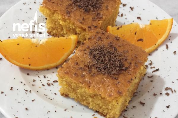 Portakallı Altın Kek