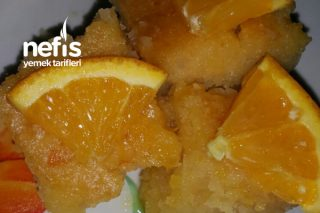 Portakallı Efsane Revani Tarifi