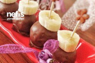 Çikolatalı Muzlu Toplar Tarifi
