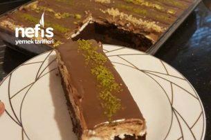 Nefis Çikolatalı Pasta Tarifi