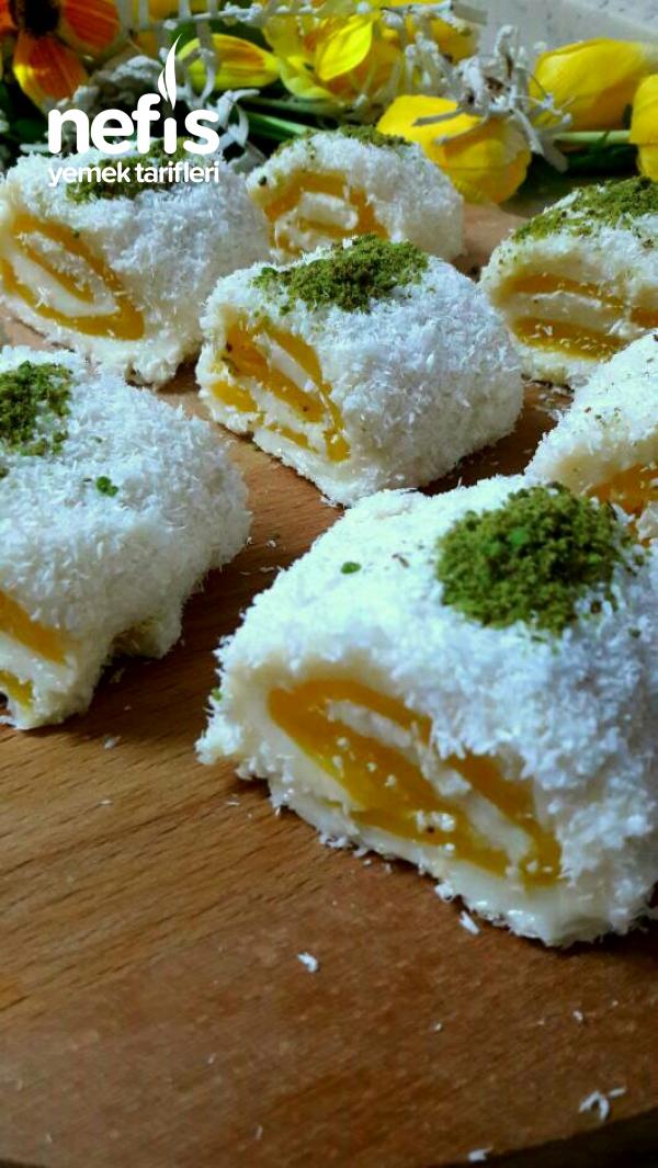 Portakallı Saray Lokumu(muhteşem)
