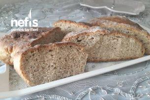 Tam Buğdaylı Ekmek Tarifi