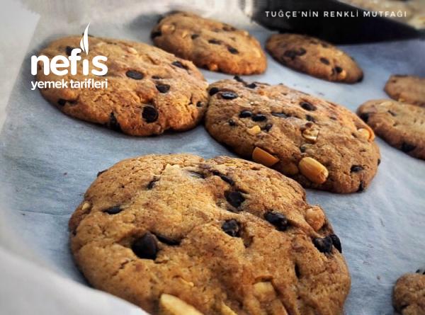 Teremyağlı Amerikan Kurabiyesi (cookies)