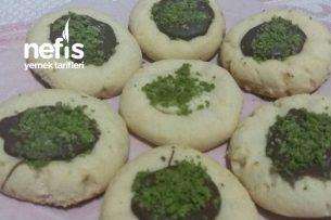 Teremyağlı Nefis kurabiye (Temel Kurabiye Hamuru Kabul Edilebilir) Tarifi