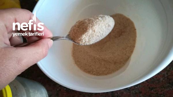 Çekilmiş Bayat Ekmek İçi İle Çok Hafif Yumurtalı Ekmek