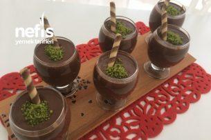 Çikolatalı Krem Puding ( Videolu ) Tarifi