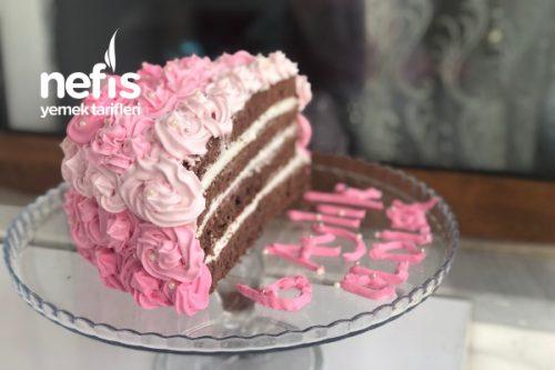 Half Brithday Cake (Yarım Yaş Pastası) Tarifi