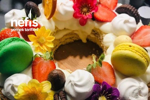 Teremyağlı Harf Pasta Tarifi