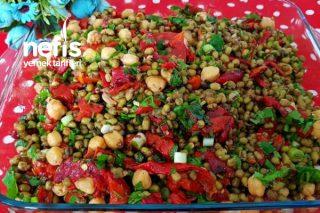 Maş Fasulyesi Salatası Tarifi