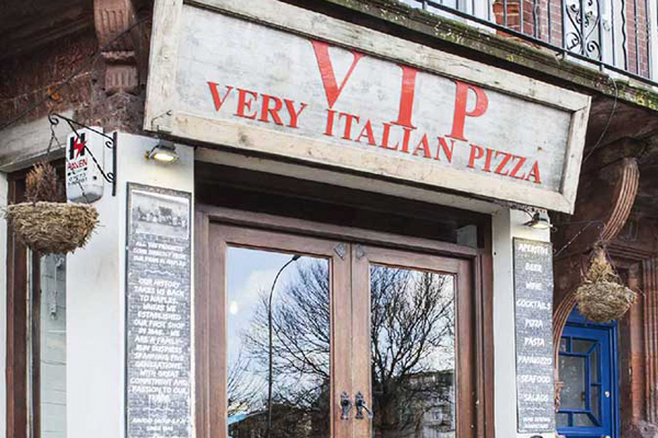 verry italian pizza vip
