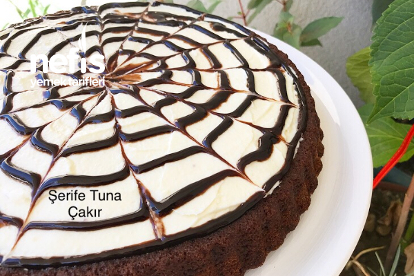 Muz Kremalı Islak Tart Pasta Tarifi