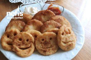 Neşeli Patates Kızartması Tarifi