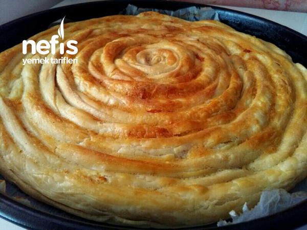 Patatesli Çıtır Börek(El Açması)