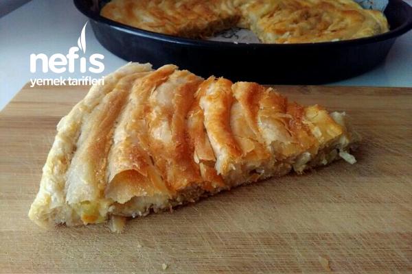 Patatesli Çıtır Börek (El Açması) Tarifi