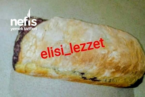 Sebzeli Ekmek