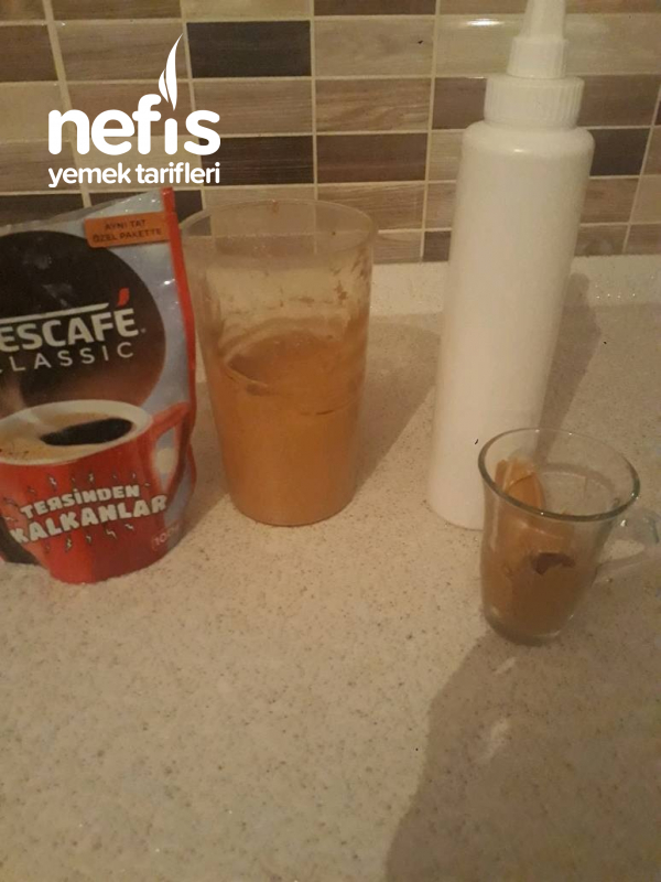 Sütlü Kahve ( tam kivam )