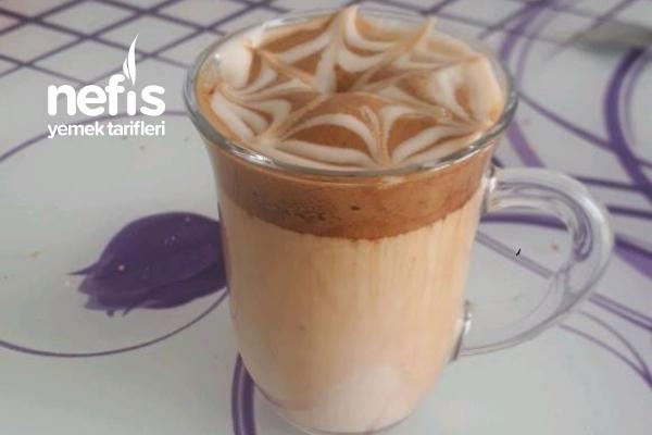 Sütlü Kahve (Tam Kıvam) Tarifi