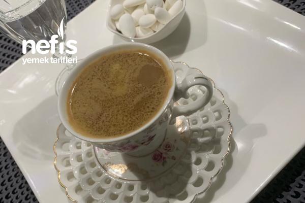 Teremyağlı Dibek Kahvesi Tarifi