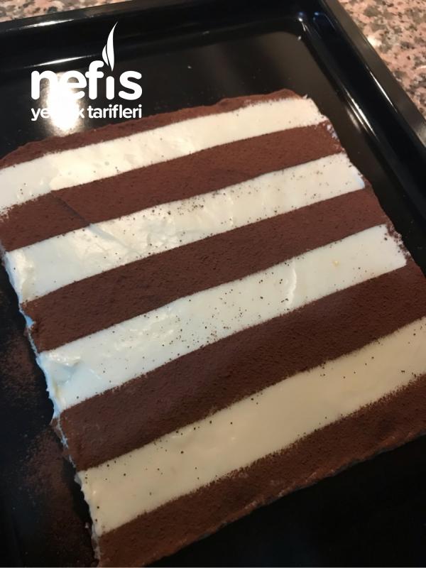 10 Dakika Pastası ( İsmi Kadar Gerçekk )