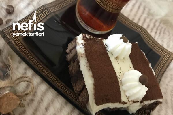 10 Dakika Pastası ( İsmi Kadar Gerçek ) Tarifi