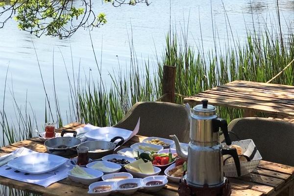 köy kahvaltısı keyf-i bahçe