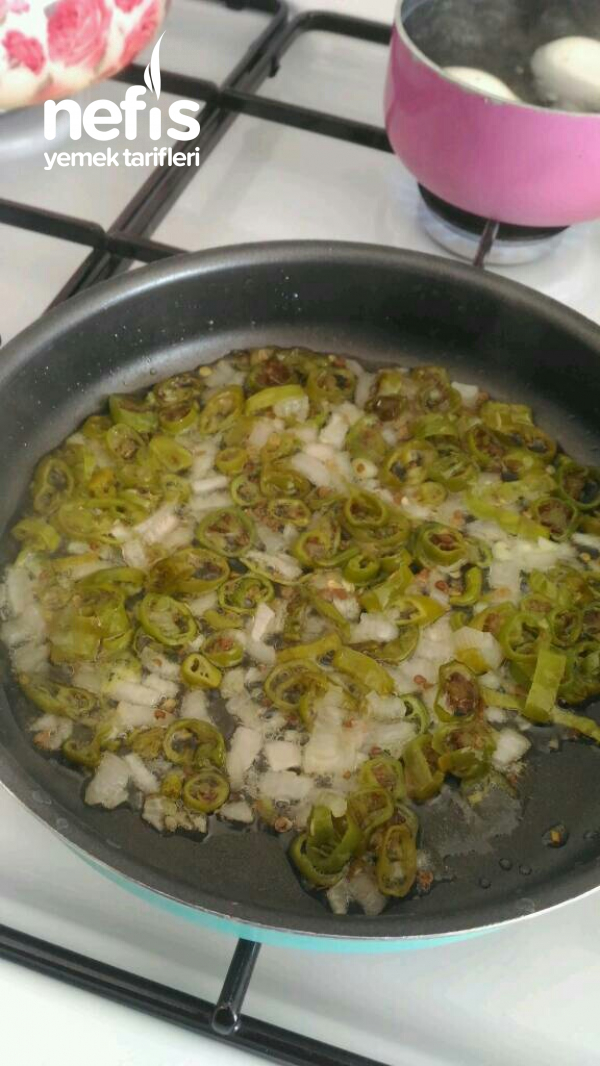 Patlıcanlı Nefis Meze (2 Kişilik)