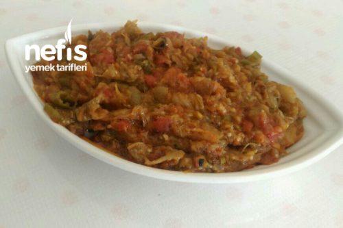 Patlıcanlı Nefis Meze (2 Kişilik) Tarifi