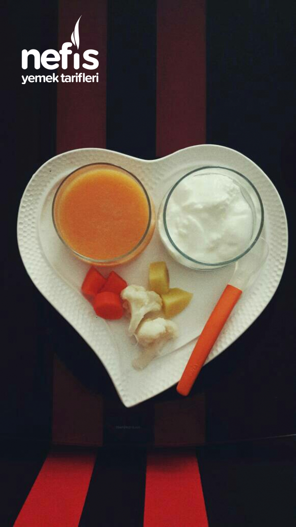 Sebze Çorbası (+7 Ay)
