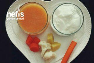 Sebze Çorbası (+7 Ay) Tarifi