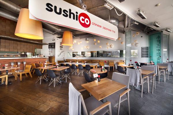 SushiCo Menü Fiyatları 2019