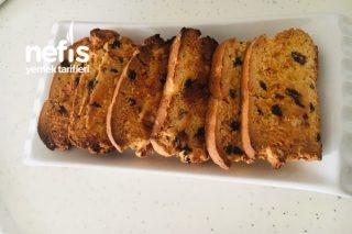 Teremyağlı Biscotti ( İtalyan Kurabiyesi) Tarifi