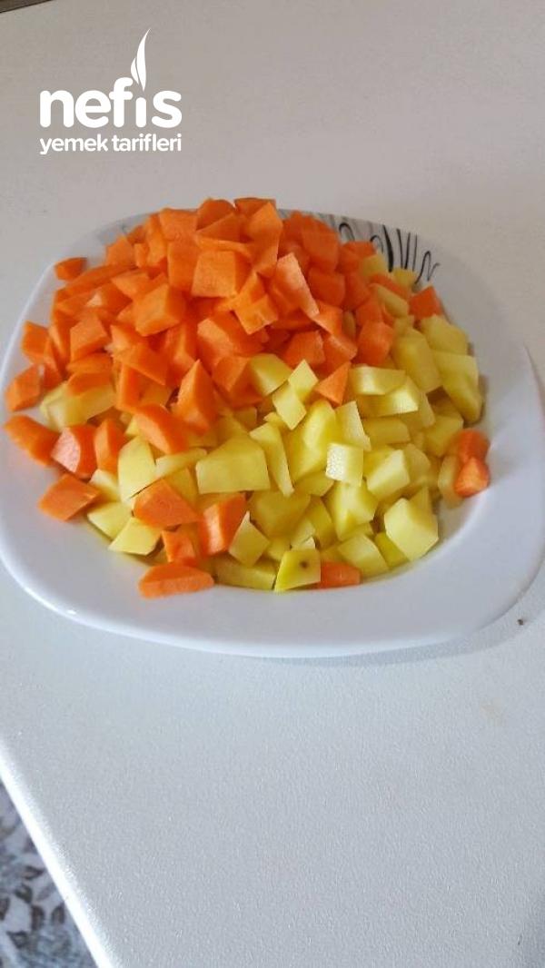 Bebeginize Özel Patates Yemeği